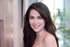 Mỹ nhân đẹp nhất Philippines sinh con thứ hai