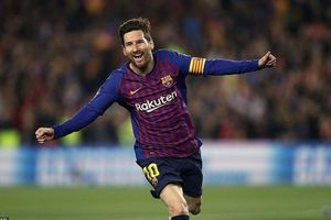 Siêu sao Messi lên tiếng, Barcelona đè bẹp M.U tại Nou Camp