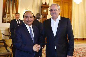Thủ tướng Nguyễn Xuân Phúc thăm chính thức Romania: Tạo xung lực mới thúc đẩy toàn diện quan hệ song phương