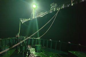 Bộ Công an phối hợp bắt vụ buôn lậu xăng 'khủng' ở Quảng Ngãi