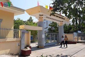 Công an tỉnh Bình Thuận vẫn chưa kết luận vụ lộ đề sau 2 tuần