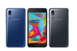 'Soi' công nghệ trên Samsung Galaxy A2 Core vừa ra mắt giá 1,7 triệu đồng