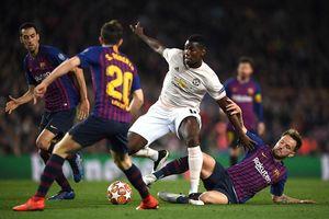 Barcelona 3 - 0 Manchester United: Sức mạnh 'người khổng lồ'