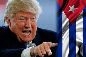 Mỹ cho phép khởi kiện các công ty nước ngoài tại Cuba