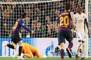 Chấm điểm Barca - M.U: Đội trưởng tệ chưa từng thấy