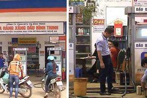 Nghệ An: Phạt 232 triệu đồng doanh nghiệp kinh doanh xăng kém chất lượng