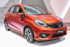 Những điều cần biết về xe giá rẻ Honda Brio 2019 sắp về Việt Nam