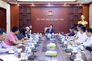 Chiến lược tổng thể phát triển giáo dục đại học Việt Nam