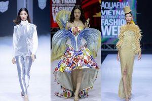 Những xu hướng thời trang dành cho 'hội chị em' thống trị sàn diễn AVIFW Xuân Hè 2019
