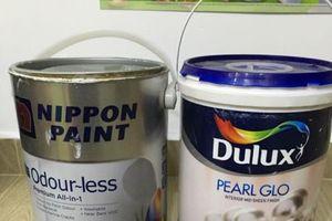 Hãng sơn Nippon Nhật Bản mua đứt Dulux của Australia