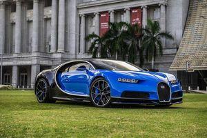 Đại gia chi 115 tỷ mua siêu xe Bugatti Chiron nhưng chỉ được ngắm mà không thể lái ra đường vì lý do không tưởng