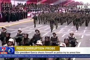Cựu tổng thống Peru tự sát