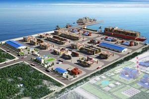Sắp khánh thành Cảng quốc tế Vĩnh Tân có tổng mức đầu tư hơn 2.200 tỷ đồng