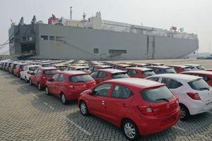 Lô hàng Honda Brio 'ồ ạt' đến Philippines, khi nào về Việt Nam?