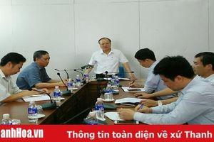 TP Thanh Hóa công bố hết bệnh dịch tả lợn Châu Phi tại xã Đông Lĩnh