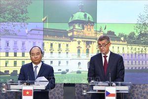Séc ủng hộ việc tăng cường quan hệ giữa Việt Nam và EU