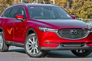 Mẫu SUV 7 chỗ Mazda CX-8 nhiều khả năng sẽ lắp ráp trong nước