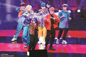 Album 'Map of the Soul: Persona' của nhóm BTS độc chiếm bảng xếp hạng tại Anh và Mỹ