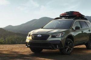 Subaru Outback 2020 trình làng với động cơ tăng áp và hàng loạt công nghệ mới