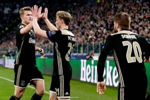 Ronaldo 'nổ súng', Juventus vẫn gục ngã trước Ajax