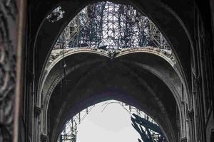 Nhà thờ Đức Bà Paris được cam kết góp hơn nửa tỷ euro để xây dựng lại