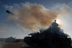 Thủ đô Tripoli của Lybia bị tấn công tên lửa, nhiều người thương vong