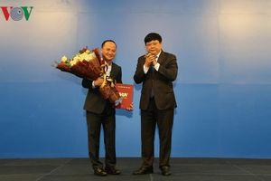 TGĐ Đài Tiếng nói Việt Nam trao Quyết định bổ nhiệm Giám đốc VTC