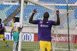 Yangon United 2-5 Hà Nội FC: Pape Omar và Oseni thi nhau tỏa sáng