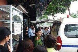 Nam thanh niên nghi trèo vào nhà dân ăn trộm bị ngã chết ở Hà Nội