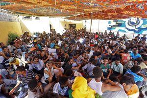 Liên hợp quốc sơ tán người tị nạn tại Libya