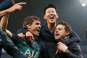 Nhờ VAR cứu 2 lần, Tottenham nghẹt thở loại Man. City