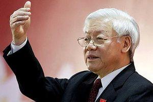 Tổng Bí thư, Chủ tịch nước gửi điện mừng tới Triều Tiên