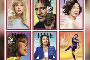 'Bà ba bị' Nancy Pelosi lọt top 100 nhân vật ảnh hưởng nhất của Time