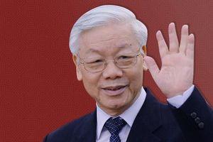 Tổng bí thư, Chủ tịch nước gửi điện mừng lãnh đạo Triều Tiên