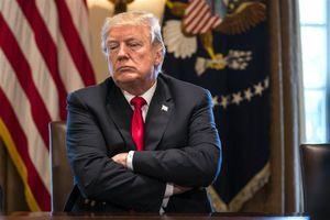 'Đây có thể là dấu chấm hết' - TT Trump sợ hãi điều tra của Mueller