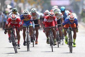 Đua xe đạp Cúp truyền hình 2019: Võ Thành An về nhất chặng 6