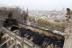 Ai sở hữu và ai chi tiền phục dựng Nhà thờ Đức Bà Paris?