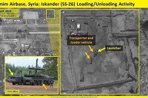 Vì sao Nga bất ngờ đưa Iskander tới Hmeimim?