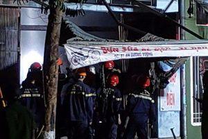 Cháy nhà ở Huế làm ba người chết