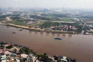 TP HCM sẽ điều chỉnh quy hoạch dọc sông Sài Gòn
