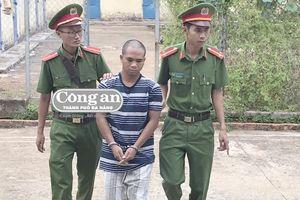 Khởi tố, tạm giam đối tượng giết bố đẻ