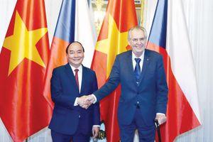 Thủ tướng Nguyễn Xuân Phúc thăm CH Czech: Dấu mốc quan trọng trong quan hệ hai nước