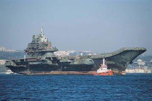 Có khi nào: Trung Quốc đóng tàu sân bay 'thuê' cho Nga? (1)