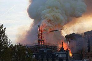 Sau hỏa hoạn kinh hoàng, Nhà thờ Đức Bà Paris có thể đóng cửa 5-6 năm