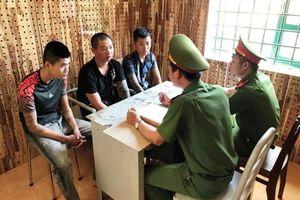 Đắk Nông: Tạm giam 3 đối tượng xăm trổ cho vay lãi nặng