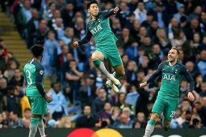 Rượt đuổi tỷ số ngoạn mục, Tottenham chấm dứt giấc mơ Champions League của Man City