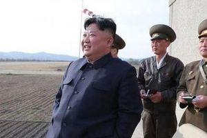 Triều Tiên thử vũ khí chiến lược mới