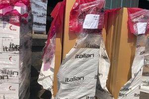 Phát hiện 3.000 sản phẩm mỹ phẩm nhập lậu vào TP. HCM