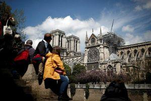 Pháp kêu gọi thiết kế mới cho ngọn tháp nhà thờ Đức Bà