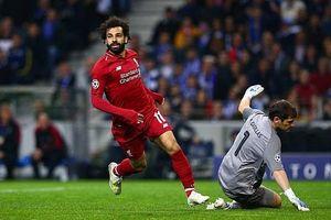 Đè bẹp Porto, Liverpool đối đầu Barca ở bán kết